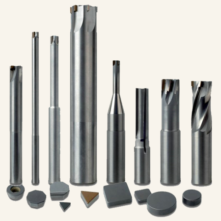 PCD End Mill Cutters